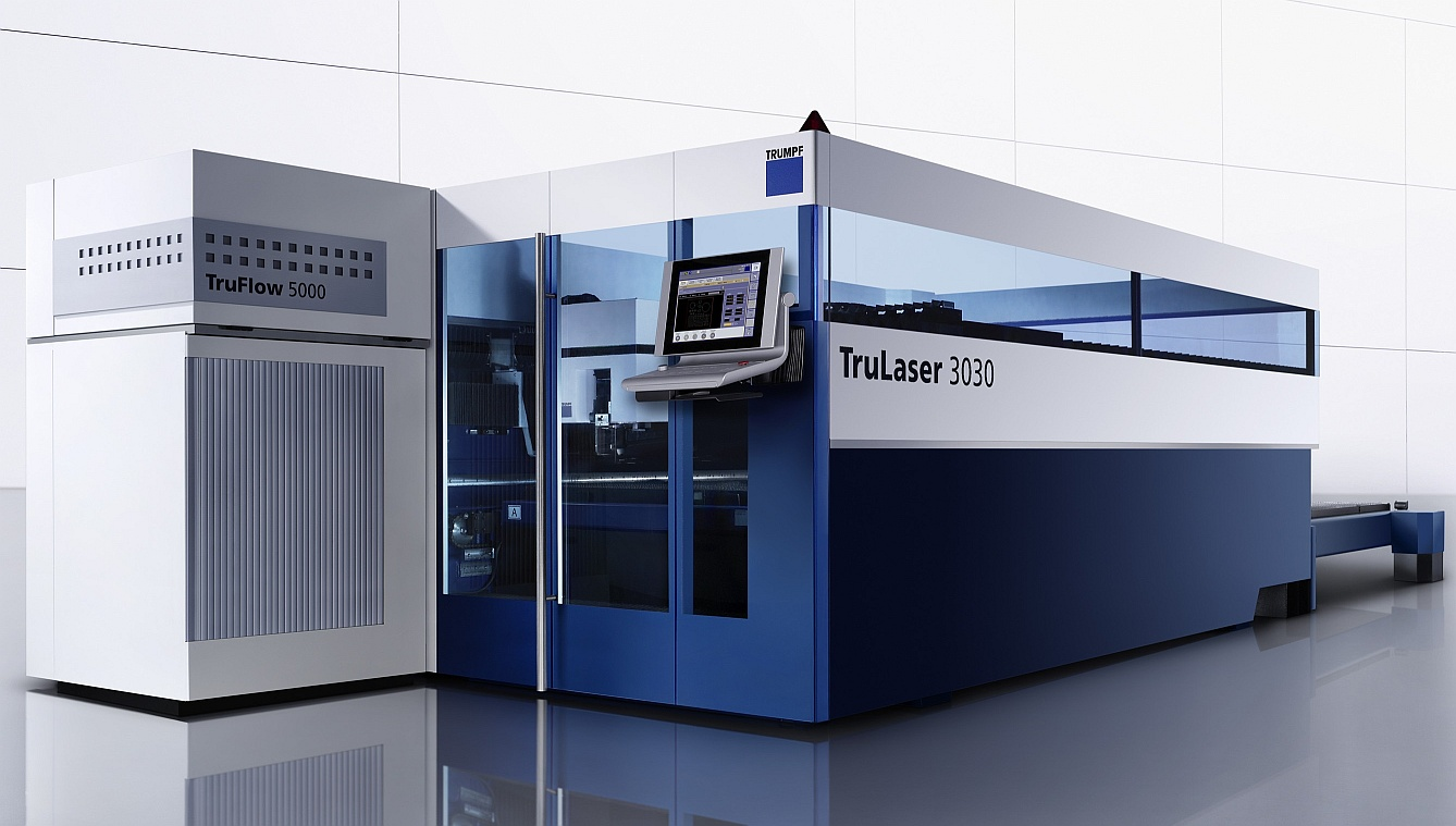 Expanding Capacity With Addition of Third Trumpf Laser ...